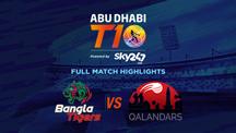 Match 19 - BGT vs QLD - Full Match Highlights