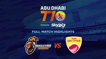 Match 20 - MA vs AD - Full Match Highlights